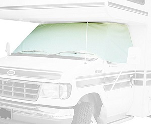 ADCO 2409 White Class C Chevy 2001-2015 Windshield Cover