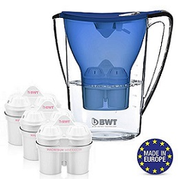 BWT Premium Water Filter Pitcher