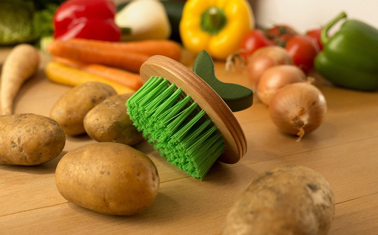 Best Vegetable Brush
