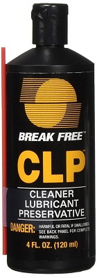 Break-Free CLP-4 Cleaner Lubricant Preservative Squeeze Bottle