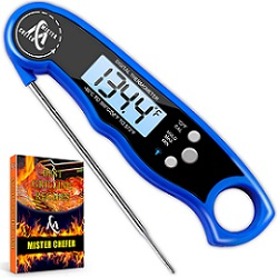 Digital Meat Thermometer by Mister Chefer
