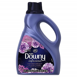 Downy Infusions Lavender Serenity Liquid Fabric Conditioner