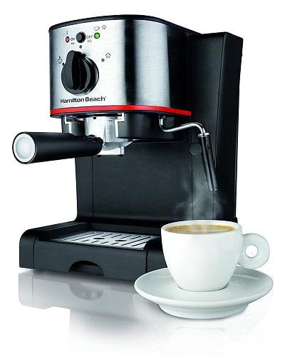 Hamilton Beach 40792 Espresso 8 Cappuccino Maker