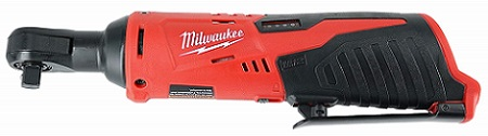 Milwaukee 2457-20 M12 Cordless 3-8 250 RPM Ratchet
