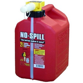 No-Spill 1405 Gallon Poly Gas Can