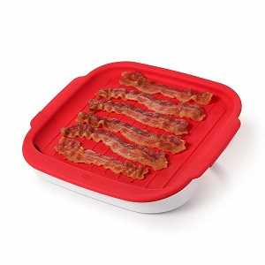 OXO 11185700 Cooker Good Grips Microwave Bacon Crisper