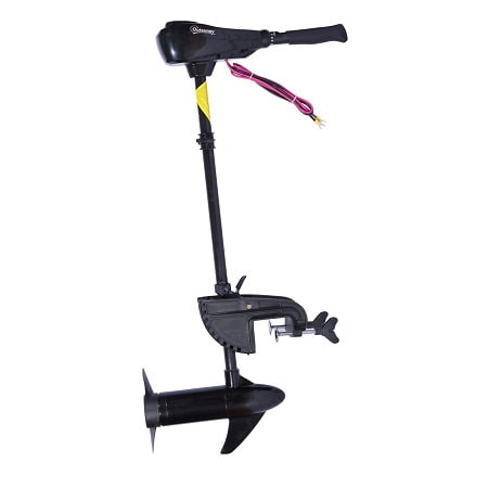 Outsunny 12V Transom Mounted Trolling Motor