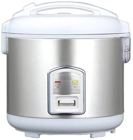 Oyama CFS-F12W 7 Cup Rice Cooker