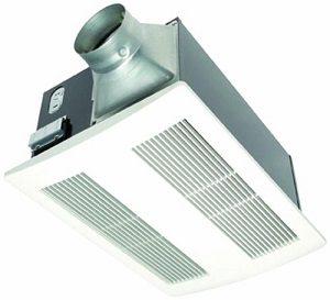 Panasonic FV-11VH2 Whisper Warm 110 CFM Ceiling Heater