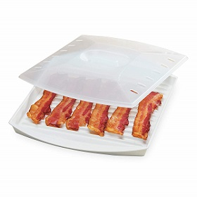 Progressive Microwave Large Bacon Grill